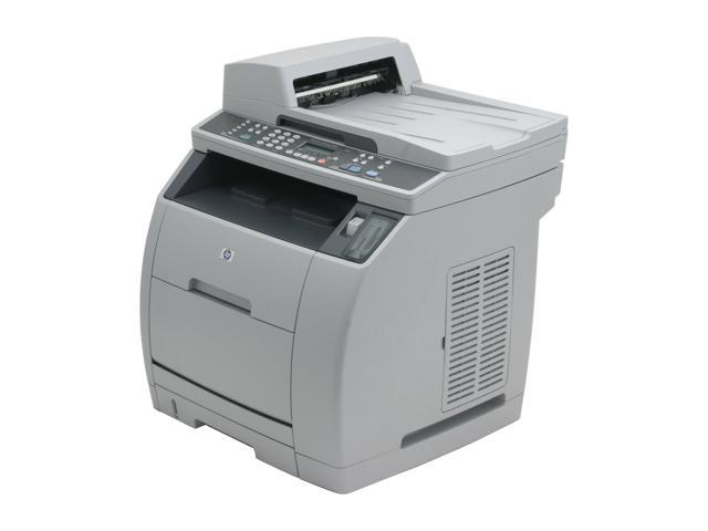 HP Color LaserJet 2840 Q3950A MFC / All-In-One Up to 20 ppm 600 x 600 dpi Color Print Quality Color Laser Printer