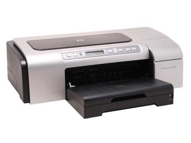 HP Business Inkjet 2800 C8174A Up to 24 ppm Black Print Speed 4800 x 1200 dpi Color Print Quality InkJet Personal Color Printer