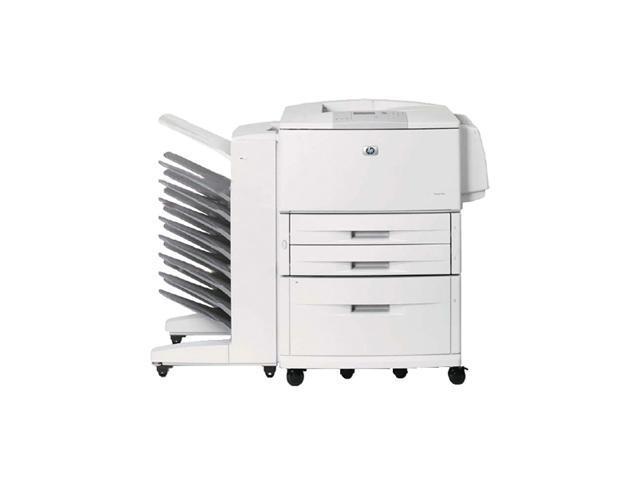HP LaserJet 9040 Q7697A Personal Up to 40 ppm 600 x 600 dpi Color Print Quality Monochrome Laser Printer