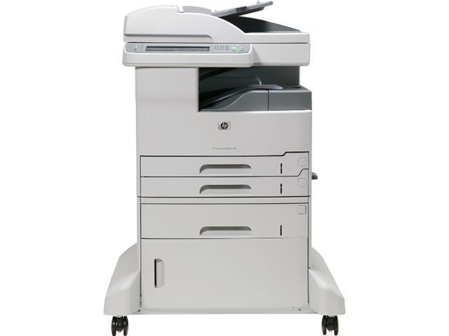 HP LaserJet M5035x MFP Up to 35 ppm 1200 x 1200 dpi Color Print Quality Monochrome Laser Printer