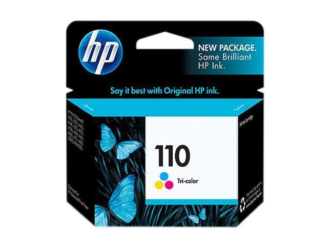 HP HP 110 (CB304AN) Inkjet Print Cartridge 3 Colors