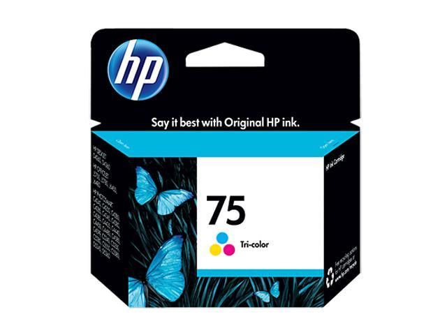 HP CB337WN#140 75 Inkjet Print Cartridge Tri-color