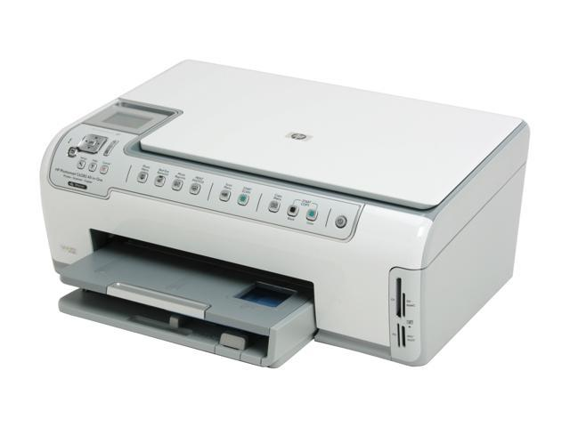 HP Photosmart C6280 CC988A Up To 34 Ppm Black Print Speed 4800 X 1200 Dpi Color