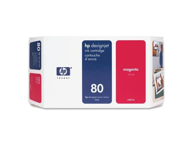 HP C4847A Cartridge For HP Designjet 1000 Printer series Magenta