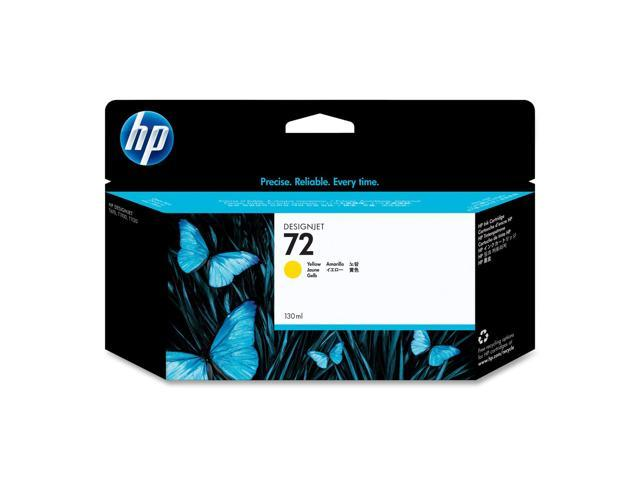HP C9373A Cartridge For HP Designjet T610 and T1100 printers Yellow