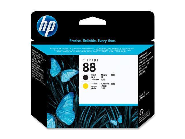 HP 88 C9381A Printhead For HP Officejet Pro K550, K550dtn, K550dtwn Black&Yellow