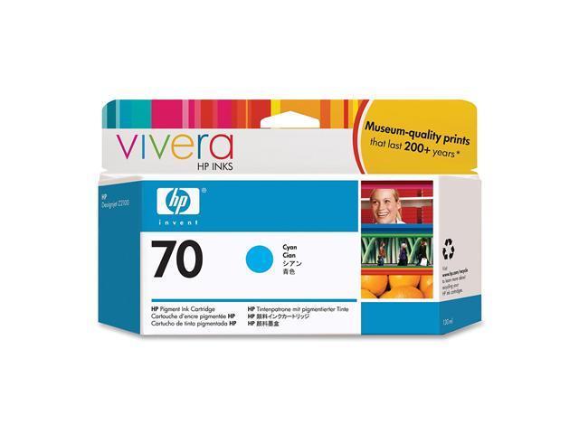HP C9452A Cartridge For HP Designjet Z2100 Photo Printer series Cyan