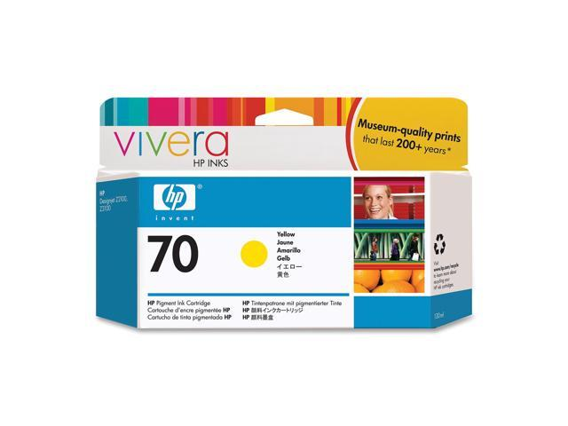 HP C9454A Cartridge For HP Designjet Z2100 and Z3100 Photo Printer series Yellow