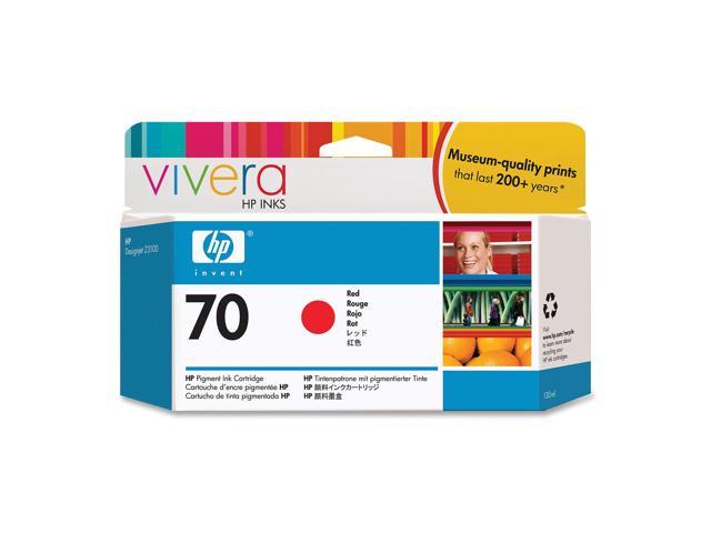 HP C9456A Cartridge For HP Designjet Z3100 Photo Printer series Red