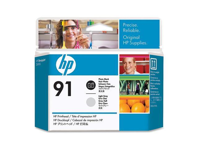 HP C9463A Printhead For HP Designjet Z6100 Printer series Photo Black & Light Gray