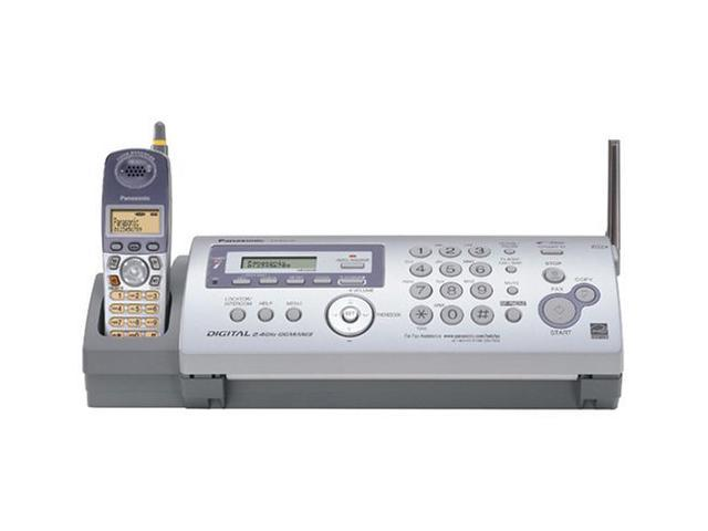 fax answering machine combo