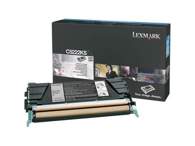 LEXMARK C5222KS Toner Cartridge Black
