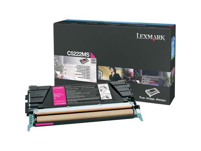 LEXMARK C5222MS Toner Cartridge Magenta