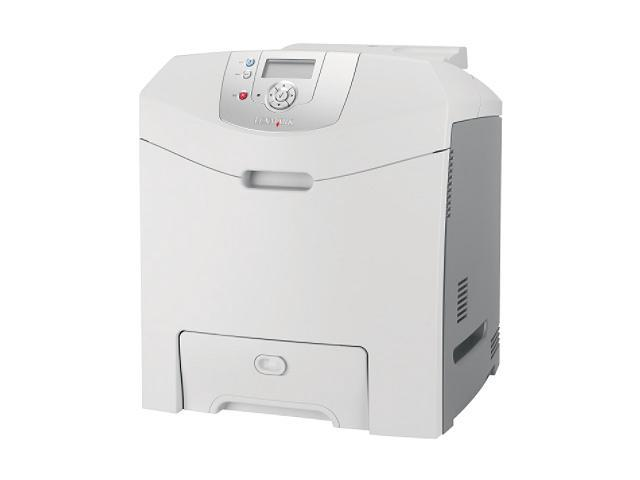 Lexmark C530dn 34C0150 Workgroup Up to 24 ppm 1200 x 1200 dpi  4800 Color Quality (2400 x 600 dpi) Color Print Quality Color Laser Printer
