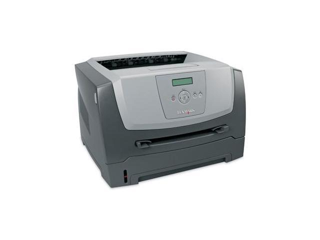 Lexmark E450dn 33S0700 Workgroup Up to 35 ppm 2400 dpi Color Print Quality Monochrome Laser Printer, Empty printer cartridge (refill required)