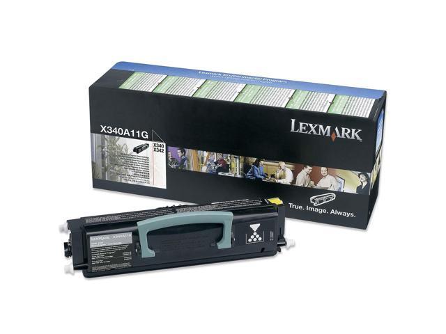 LEXMARK X340A11G Cartridge For X340, X342 Black