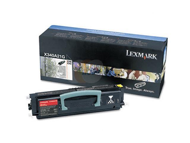 LEXMARK X340A21G Cartridge For X340, X342 Black