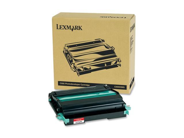 LEXMARK C500X26G Photodeveloper Cartridge For C500, X500, X502