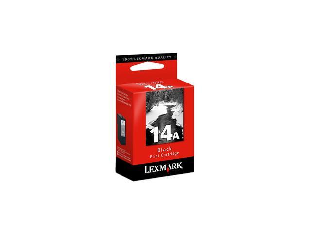 Lexmark 18C2080 #14A Black Print Cartridge for Z2300, X2600, X2670