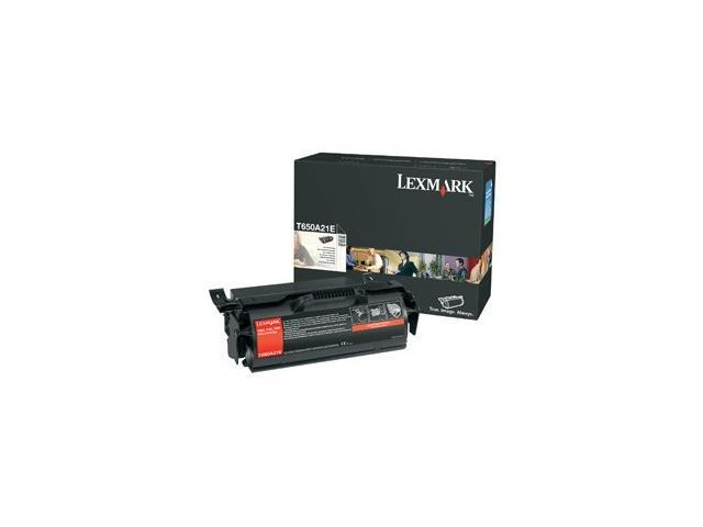 LEXMARK T650A21A T65x Print Cartridge