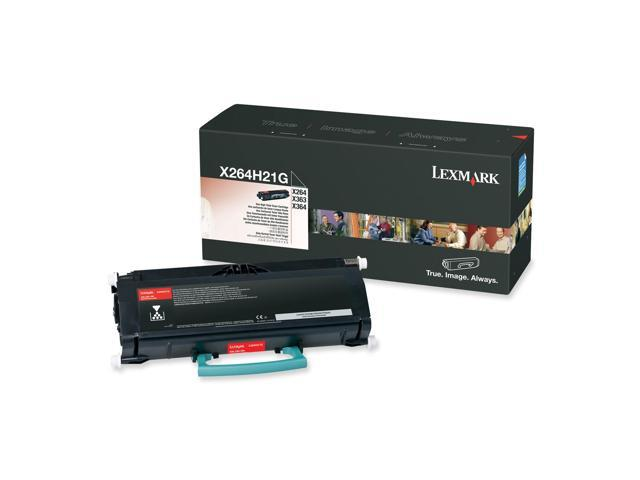 LEXMARK X264H21G X264, X363, X364 High Yield Toner Cartridge