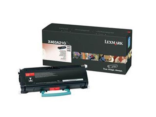 LEXMARK X463A21G X463, X464, X466 Toner Cartridge