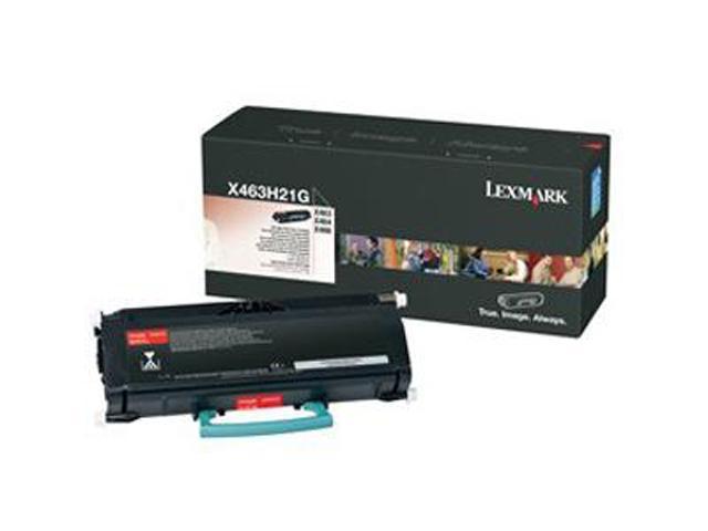LEXMARK X463H21G X463, X464, X466 High Yield Toner Cartridge