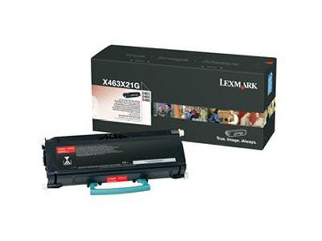 LEXMARK X463X21G Extra High Yield Toner Cartridge