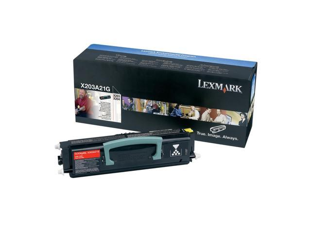 LEXMARK X203A21G Toner Cartridge Black