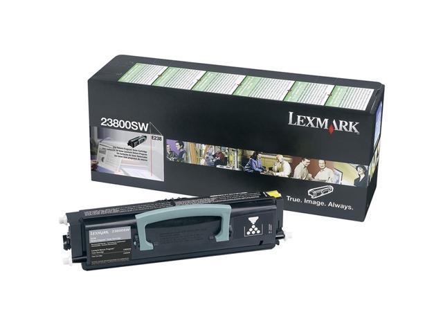 LEXMARK 23800SW Toner Cartridge Black