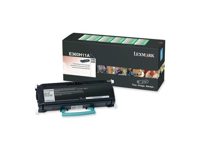 LEXMARK E360H11A Toner Cartridge Black