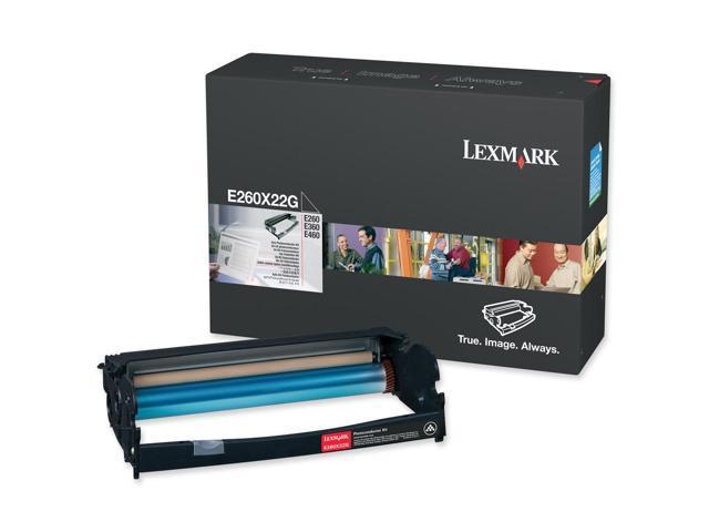 LEXMARK E260X22G Photoconductor Unit Black