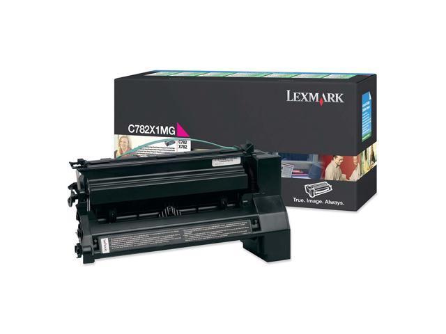 LEXMARK C782X1MG Toner Cartridge Magenta