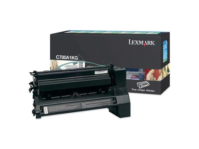LEXMARK C780A1KG Toner Cartridge Black