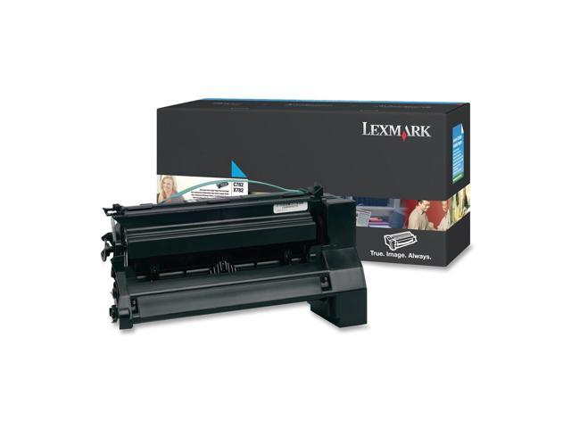 LEXMARK C782U1CG Cartridge Cyan
