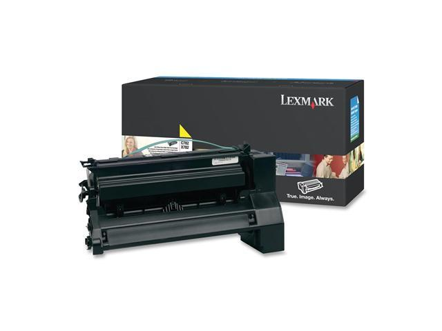 LEXMARK C782U1YG Cartridge Yellow