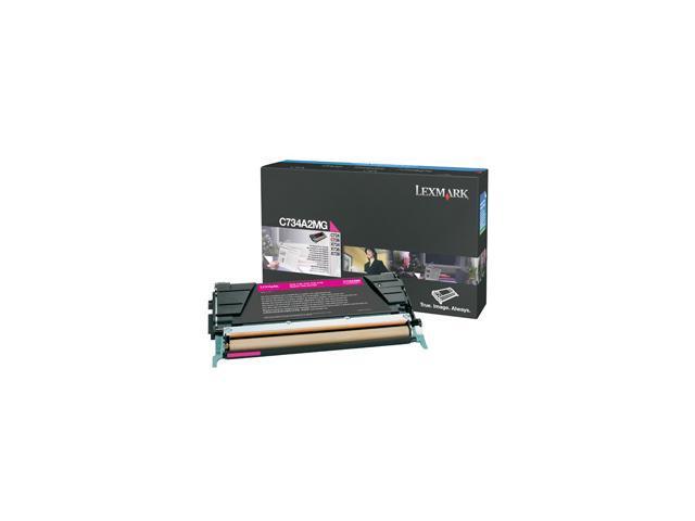 LEXMARK C734A2MG Cartridge Magenta