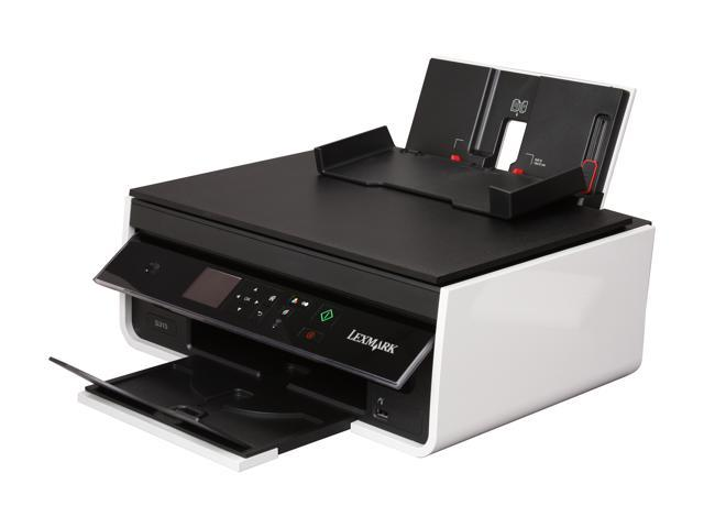 LEXMARK S315 Up to 35 ppm Black Print Speed 4800 x 1200 dpi Color Print Quality Wireless Thermal Inkjet MFC / All-In-One Color Printer