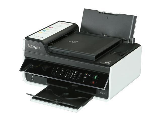 LEXMARK S415 Wireless Thermal Inkjet MFC / All-In-One Color Printer