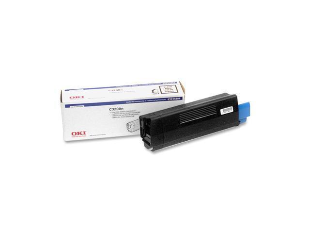 OKIDATA 43034804 Toner Cartridge Black