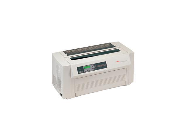 OKIDATA PACEMARK 4410 Network 61801001 288 x 144 dpi 18 pins Dot Matrix Printer