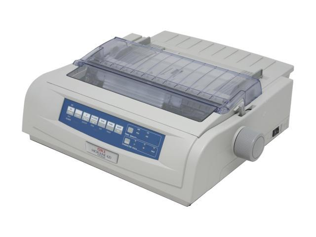OkIDATA MICROLINE 420n(62418703) 240 x 216 dpi 9 pins Dot Matrix Printer