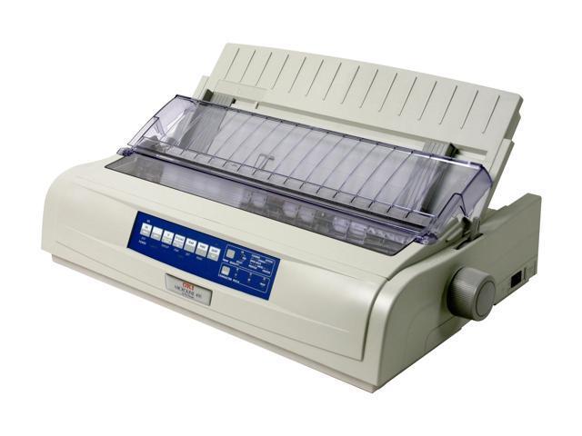 OKIDATA MICROLINE 491 (62419001) 360 x 360 dpi 24 pins Dot Matrix Printer