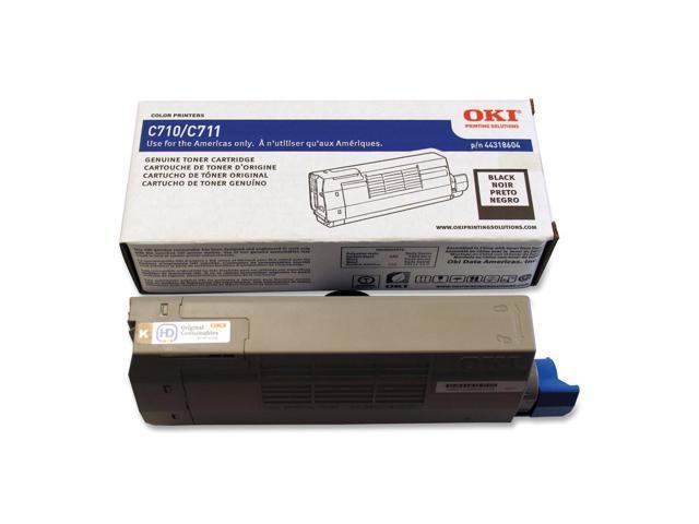 OKIDATA 44318604 Toner Cartridge Black