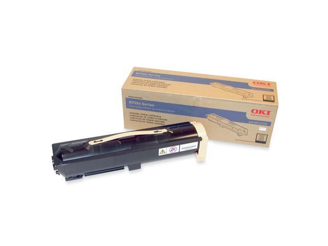Oki Black Toner Cartridge