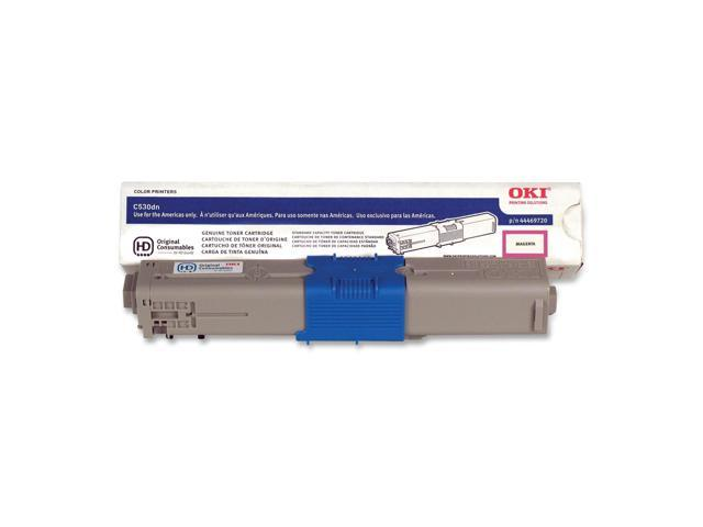 Oki 44469720 High Capacity Toner Cartridge