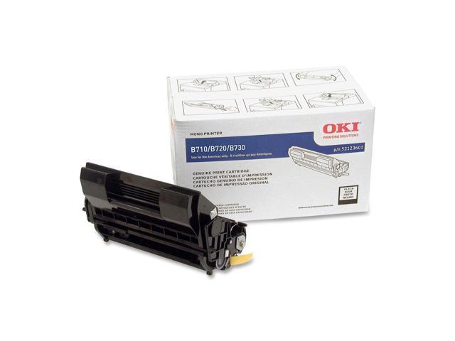 OKIDATA 52123601 Toner Black