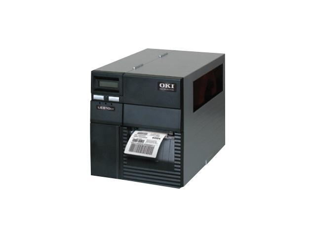 Oki LE810DT Direct Thermal Printer - Monochrome - Desktop - Label Print
