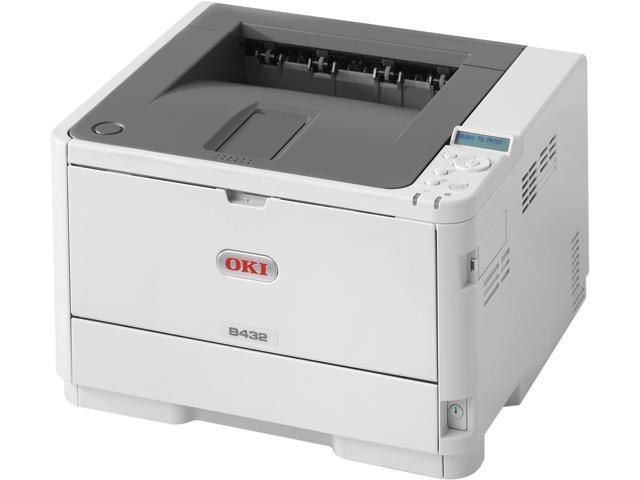 OKIDATA B432dn Workgroup Up to 42 ppm Monochrome Laser Printer