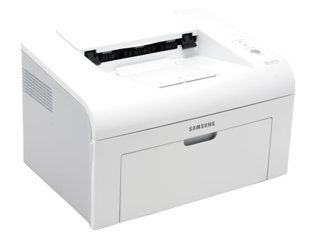 Samsung ML-2010 Personal Up to 22 ppm 1200 x 600 dpi Color Print Quality Monochrome Laser Printer